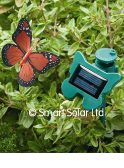 Image of Solar Powered Flutterby Butterfly