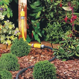 Soaker Hose Complete System 39 5 Garden4less Uk Shop