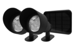 Selene Solar Powered Landscape Spotlights
