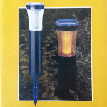 Small Image of Solar Mini post light