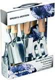 Spear & Jackson Neverbend Stainless Steel Gift Set - No Box