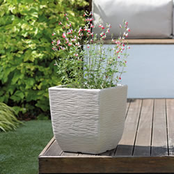 Small Image of Cotswold Square Planter - 38cm