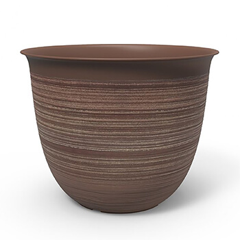 Image of Stewart Sahara Planter in Terracotta