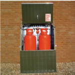 Small Image of Lockable Senturion Gas Bottle Storage - 247