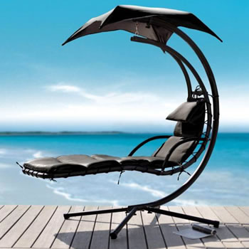 Image of Helicopter Dream Chair Black