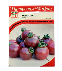 Image of Thompson and Morgan Tomato : Rosella