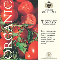 Image of Duchy Originals Falcorosso F1 Hybrid Tomato Seeds