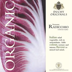 Image of Duchy Originals Firestorm Radicchio Seeds