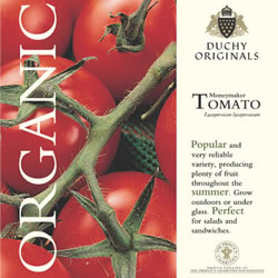 Image of Duchy Originals Moneymaker Tomato Seeds