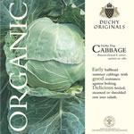 Duchy Originals Derby Day Cabbage Seeds