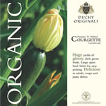 Small Image of Duchy Originals Dundoo F1 Hybrid Courgette Seeds