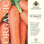 Duchy Originals Flyaway F1 Hybrid Carrot Seeds