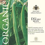 Duchy Originals Maxi Dwarf Bean Seeds