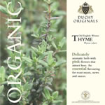 Small Image of Duchy Originals Old English Winter Thyme Herb Seeds