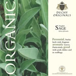 Small Image of Duchy Originals Sage Herb Seeds