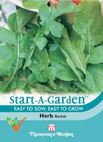 Image of Start A Garden Herb Rocket Seeds