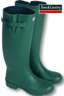 Image of Green Town & Country Premium Wellies