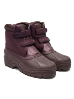 Small Image of Town & Country Aubergine Charnwood Wellington Short Boots - UK Size 7 / Euro 40/41