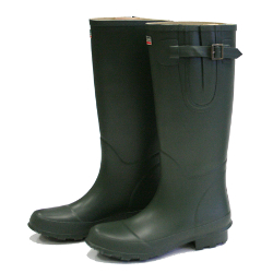 Image of Bosworth Green Town & Country Wellies - UK Size 9 / Euro 43