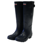 Small Image of Bosworth Navy Town & Country Wellies - UK Size 7 / Euro 40/41