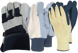 Image of Town & Country Mens Gloves Triple Value Pack