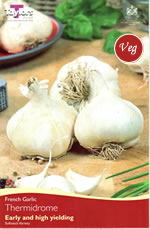 Garlic Bulbs - Thermidrome (3 Bulbs)