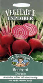 Small Image of Vegetable Explorer Chioggia Beetroot Seeds