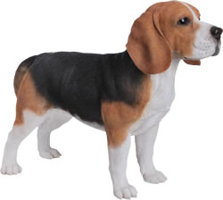 Image of Beagle - Resin Garden Ornament