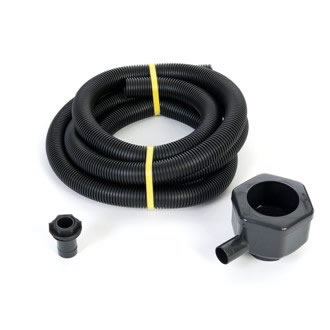 Image of Ward Downpipe Water Butt Long Filler Kit - 3 Metres