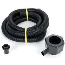 Small Image of Ward Downpipe Water Butt Long Filler Kit - 3 Metres