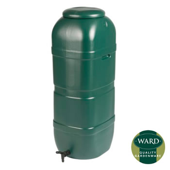 Image of Ward Space Saver Water Butt - 100L