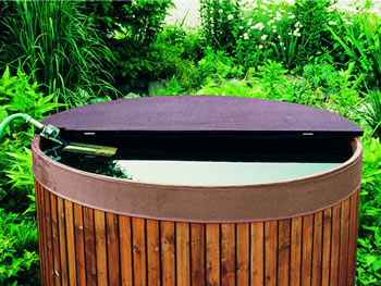 Image of Rainwater Tank Cover - 600Ltr