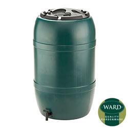 Small Image of Ward Standard Water Butt - 210 Litre