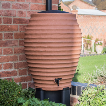 Image of Beehive Water Butt Terracina - 150 Ltr