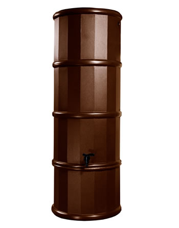 Image of Oak Poly Water Butt - 110ltr
