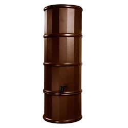 Small Image of Oak Poly Water Butt - 110ltr