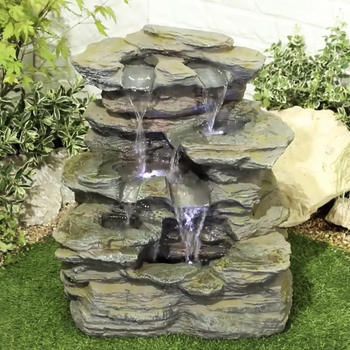 Image of Como Springs Easy Fountain Garden Water Feature