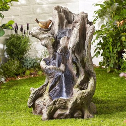 Small Image of Willow Spills Easy Fountain Garden Water Feature