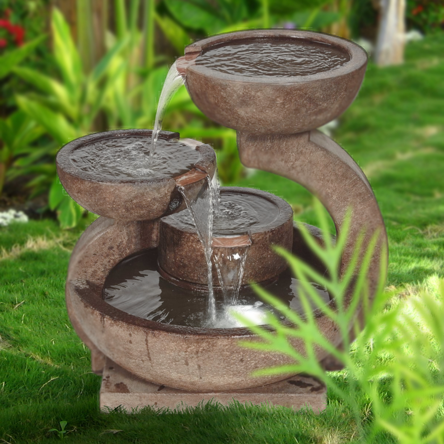Simple Water Features For The Garden