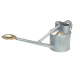 Small Image of Haws Professional Long-Reach Metal Watering Can 3.5L Titanium