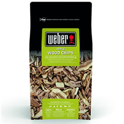Small Image of Weber Apple Wood Chips