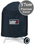 Weber Premium Cover for 57cm Kettle BBQ - 8442