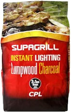 Image of Instant Lighting Lumpwood Charcoal - 4kg