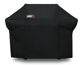 Image of Weber Premium Cover for Summit E/S 400 Series