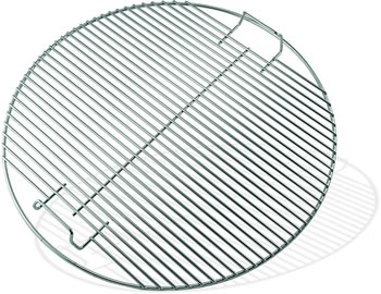 Image of Weber Cooking Grate for a 47cm Kettle Barbeque- 8413