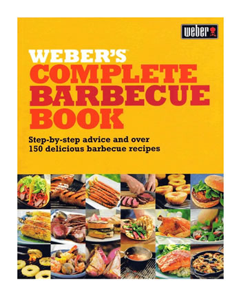 Image of Weber's Complete Barbecue Book