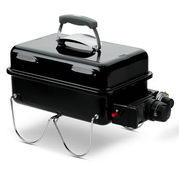 Image of Weber Go-Anywhere Gas Barbecue