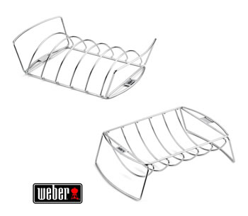 Image of Weber Original Rib and Roast Holder