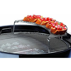Weber Kettle Warming Rack for 57cm Only