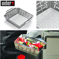 Small Image of Weber Style Small Vegetable Basket